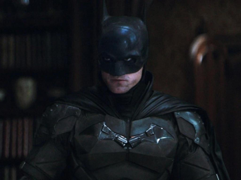 Batman's superpower is being mighty rich