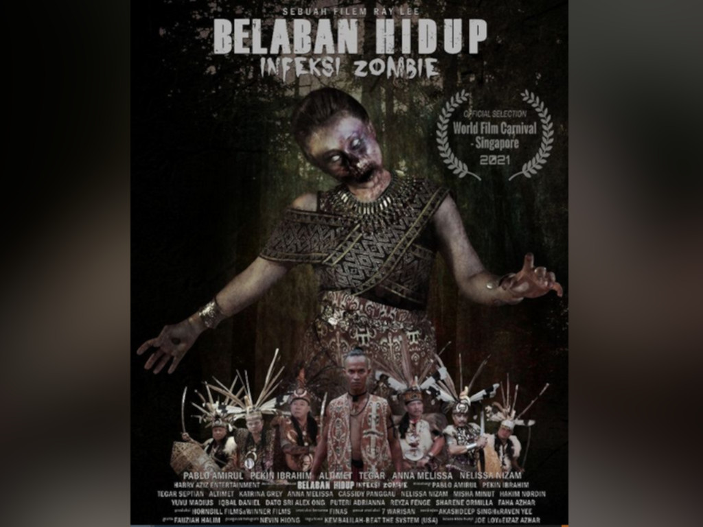 The movie has won two international awards thus far