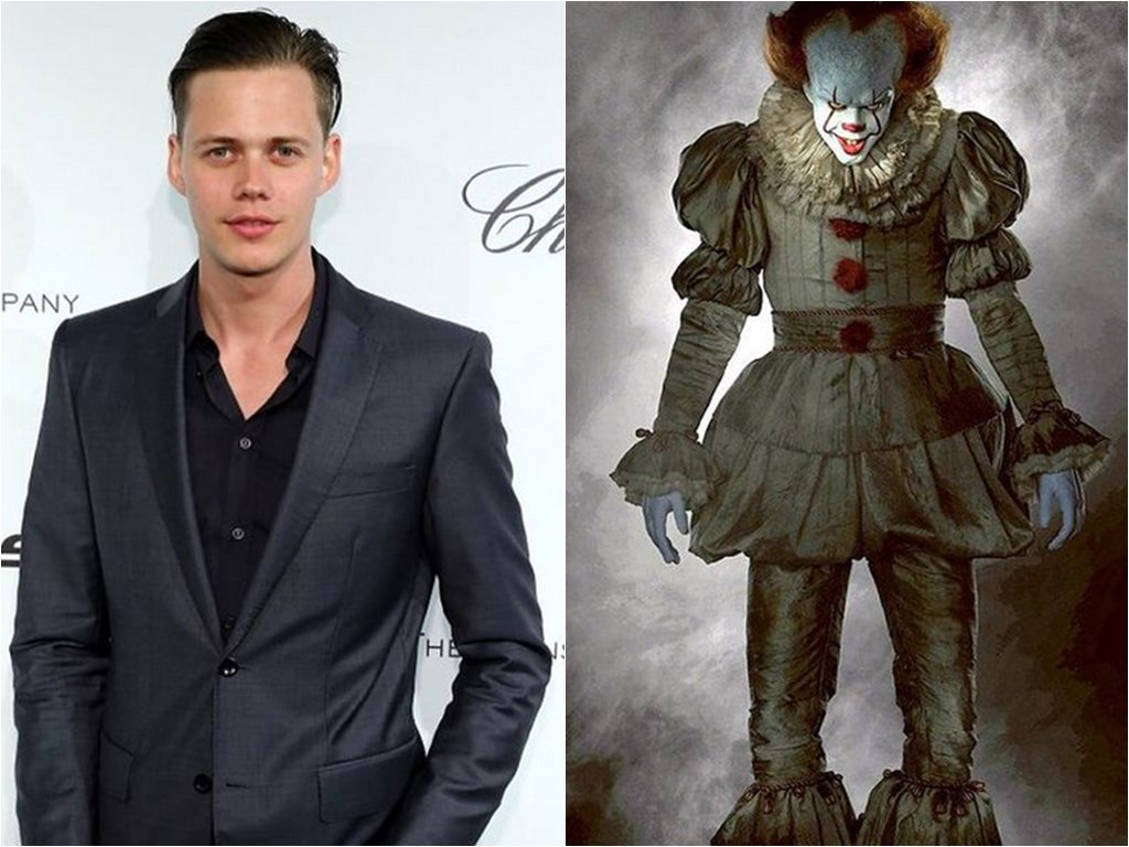 Bill Skarsgård played Pennywise the Clown eerily well so we hope he'll be a bad guy opposite Keanu