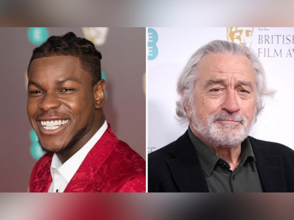 John Boyega will be working alongside the great Robert De Niro in the new Netflix thriller