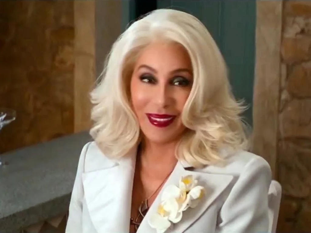 Cher looking drop dead gorgeous as always