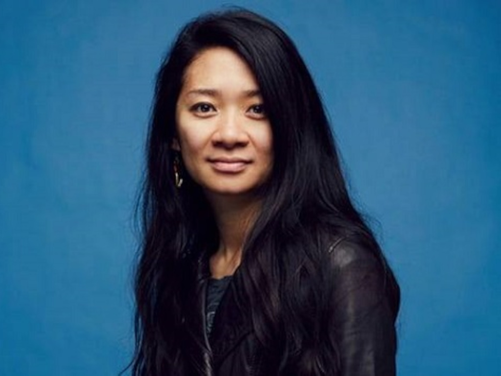 Born in China, Chloe Zhao left her family to study in a British boarding school when she was in her teens