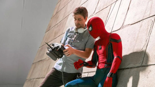 Jon Watts most known for 'Spider-Man: No Way Home'