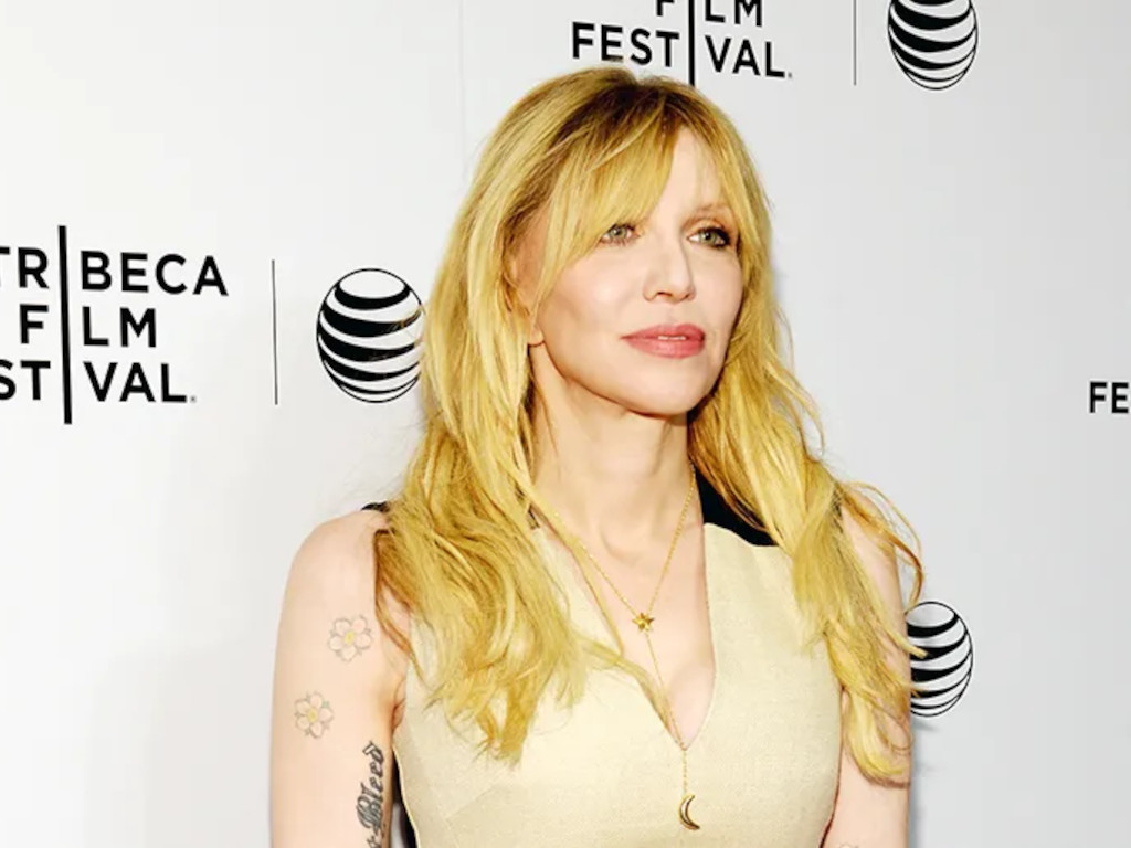 Courtney Love is famous for being the widow of Nirvana frontman, Kurt Cobain