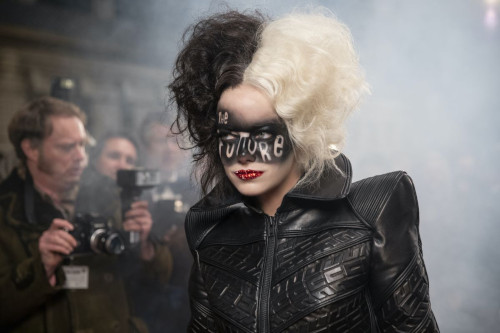 It looks like Cruella really is going to be 'The Future'
