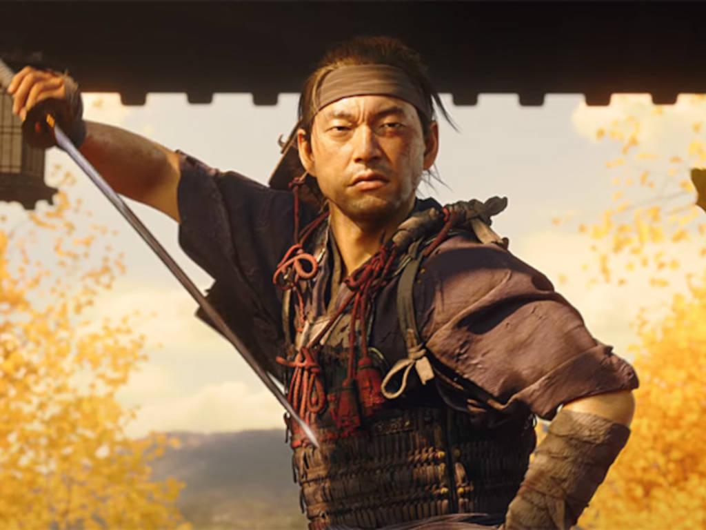 "Daisuke Tsuji voices Jin Sakai, the lead character in ""Ghost of Tsushima""."
