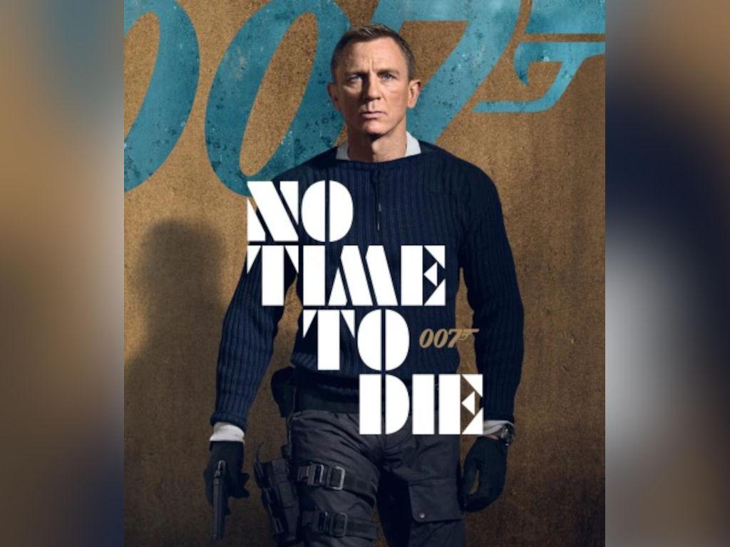 """No Time To Die"" is Daniel Craig's last James Bond film"
