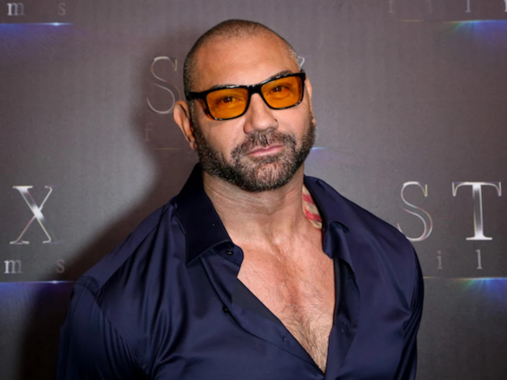 Dave Bautista will be in the upcoming whodunit mystery