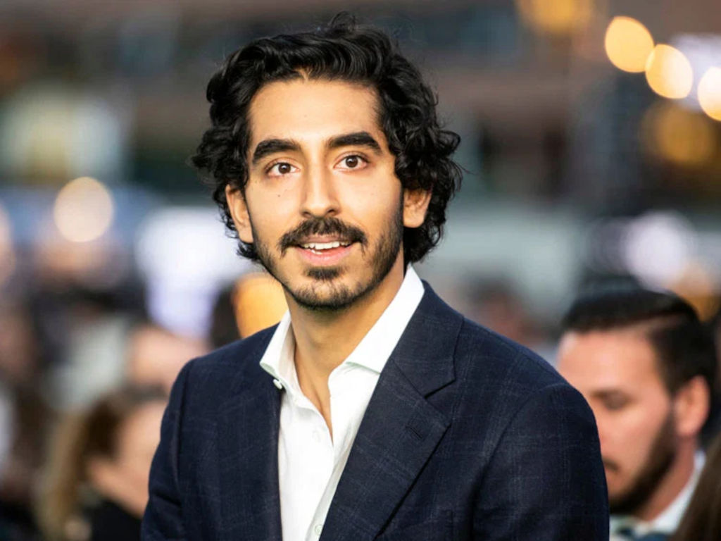 """Dev Patel was 18 when he was cast in """"Slumdog Millionaire"""", which went on to win eight Oscars"""