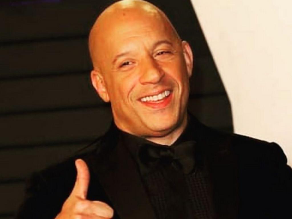 We'll be seeing Vin Diesel very soon in