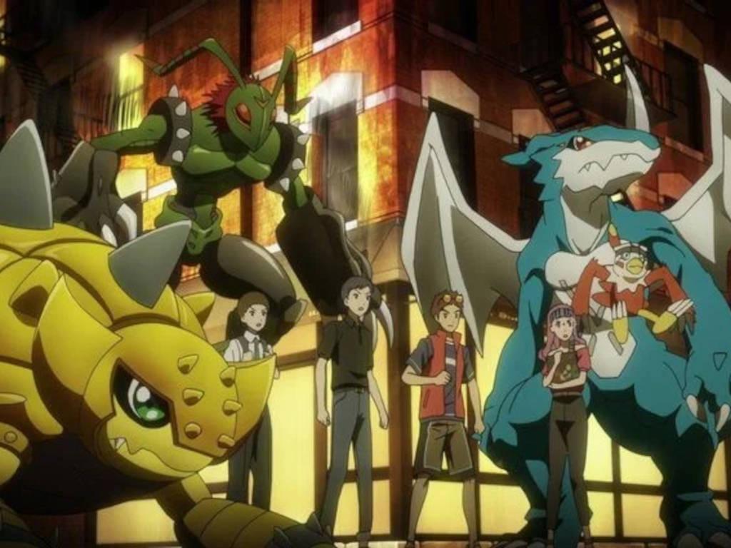 A new Digimon movie to commemorate its Digimon 20th anniversary