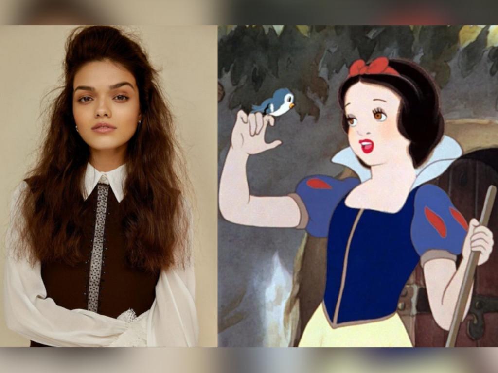 Rachel Zegler to be the next Disney Princess