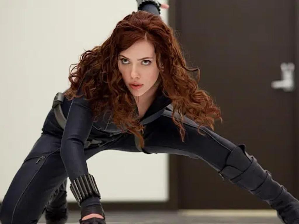 Scarlett Johansson returns as Natasha Romanova aka Black Widow