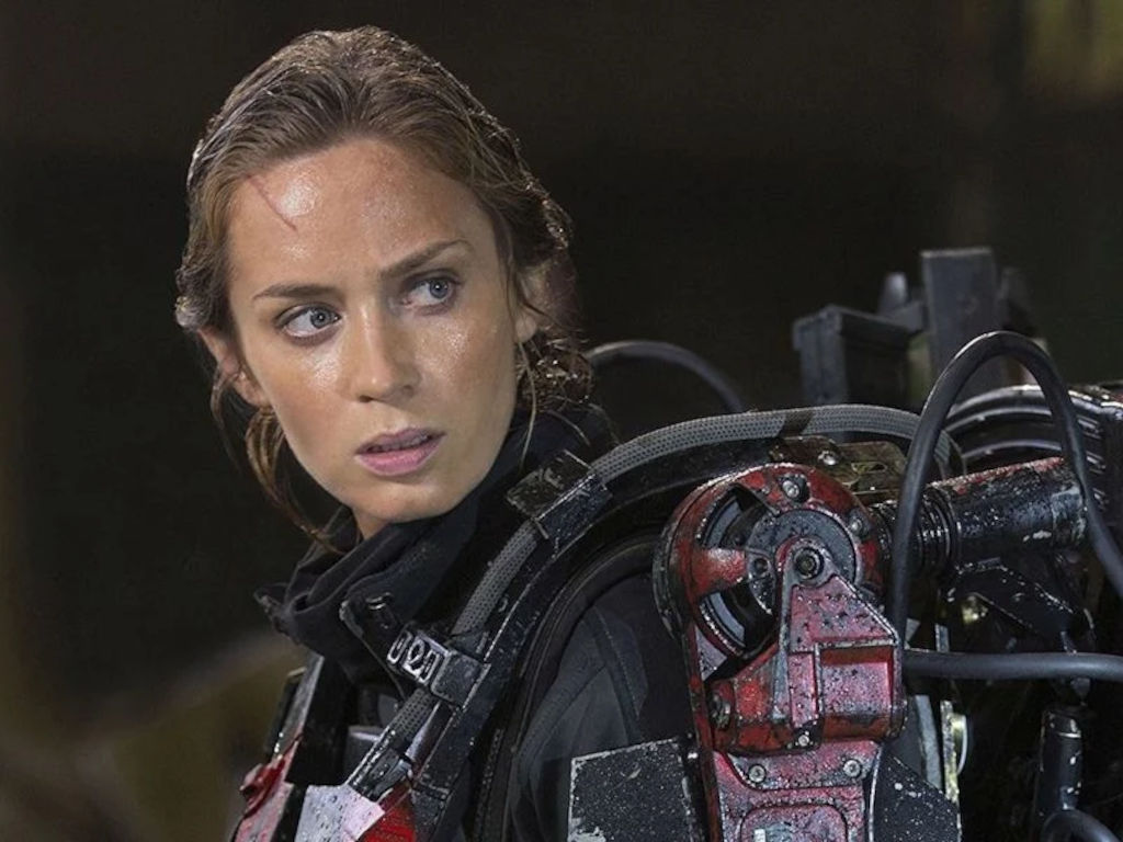 Emily Blunt had a killer fitness regime to look the part for the movie