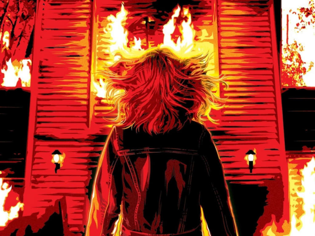 """A remake of Stephen King's """"Firestarter"""" is on the way."""