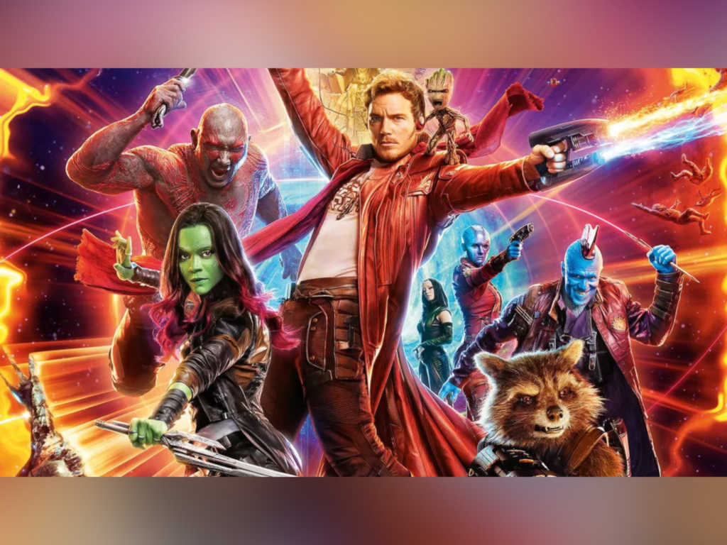 Fans are super excited to have the superhero team back to the big screen and follow their inter-galactic adventures.