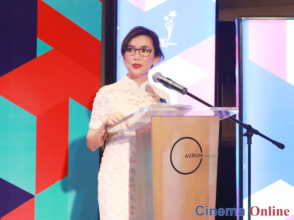 GSC Chief Executive Officer (CEO) Ms. Koh Mei Lee