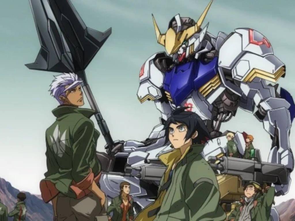 """Gundam"" movie will be coming soon on Netflix!"