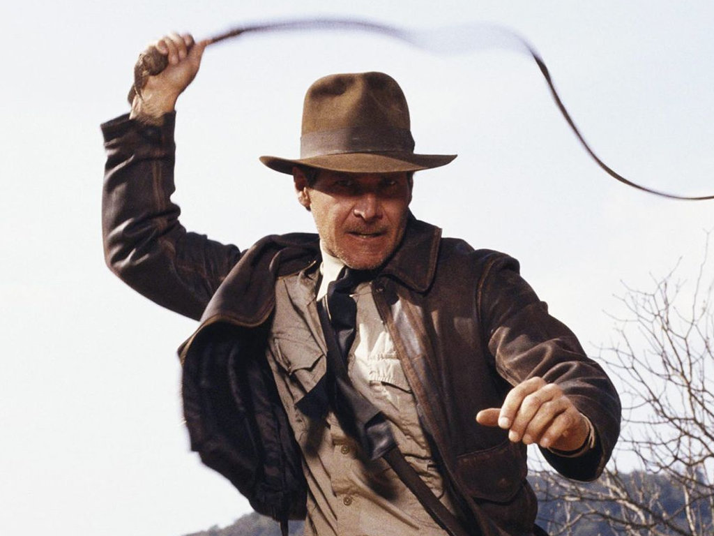 Fans will be delighted to have the whip-slinging Dr Indiana Jones back.