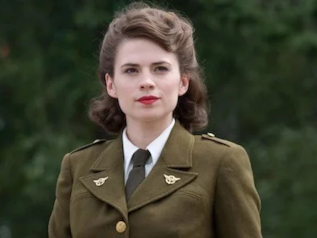 Hayley Atwell has become internationally famous as Peggy Carter