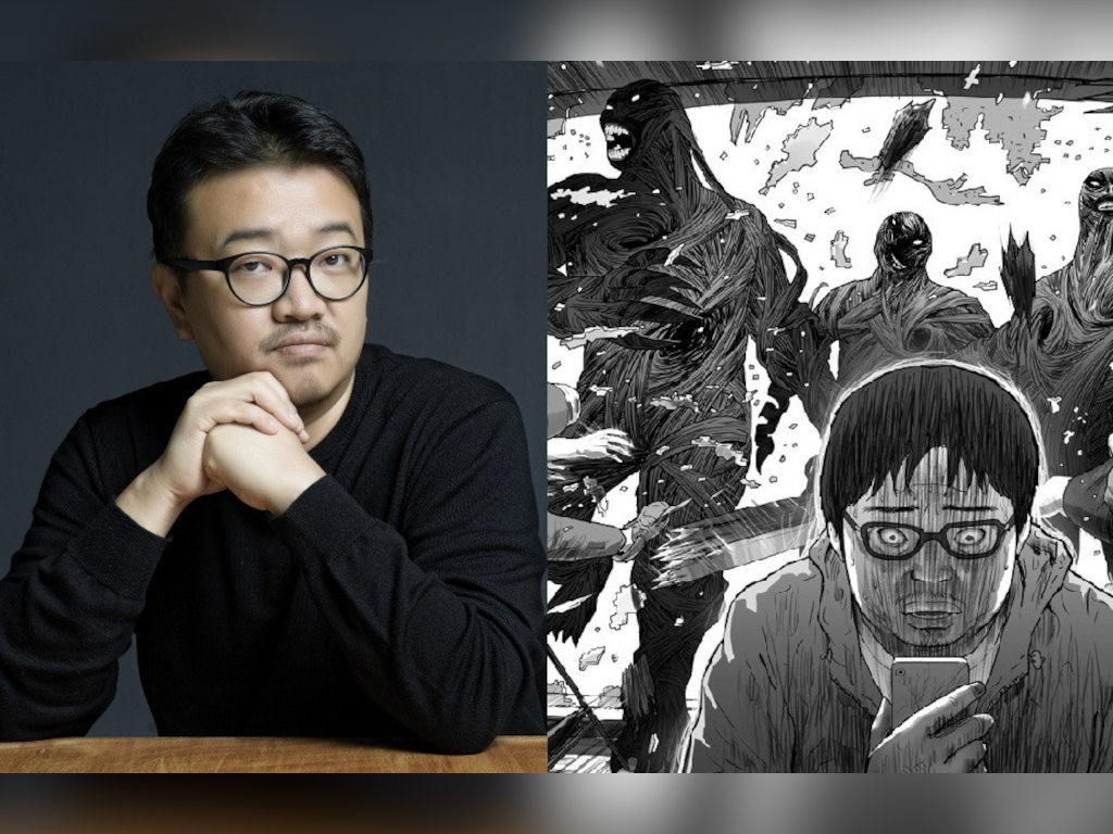"Yeon Sang-ho, who directed the hit ""Train to Busan"", will be helming ""Hellbound."""