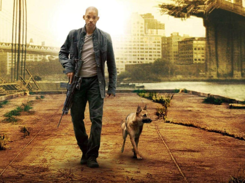 There's a COVID vaccine conspiracy theory linked to 'I Am Legend'