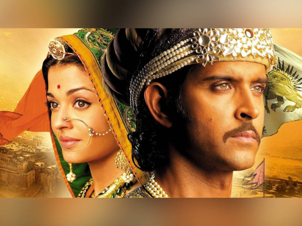 """The """"Jodhaa Akbar"""" film set was kept intact at ND Studios as a tourist attraction."""