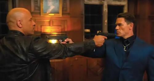 John Cena plays Jakob Toretto, Dom's estranged brother in 'F9'