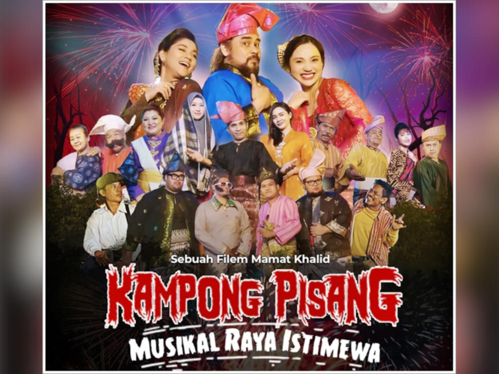 The folks from Kampong Pisang are back again