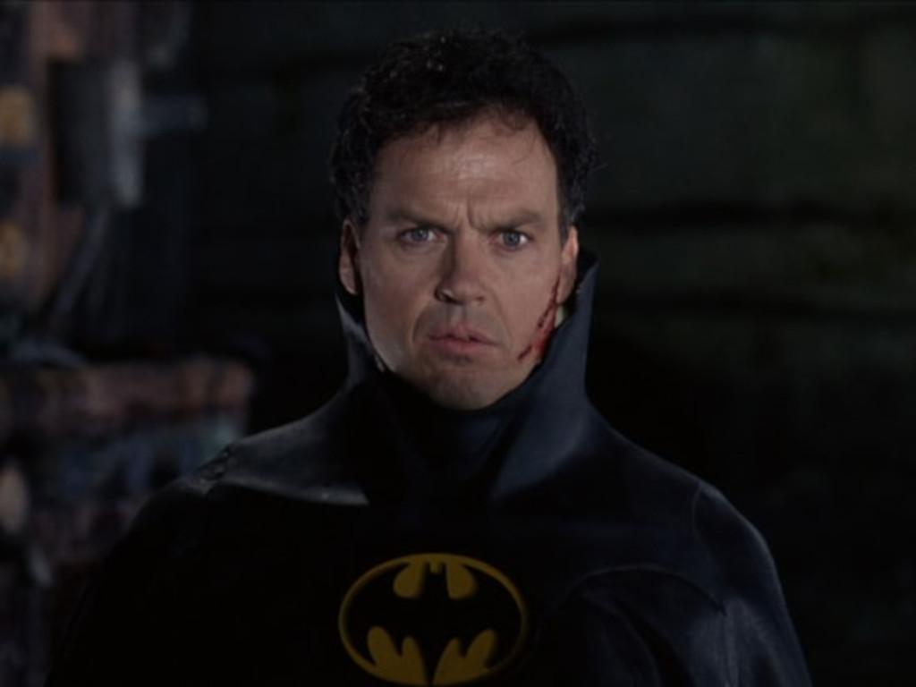 Michael Keaton last donned the batsuit almost three decades ago.