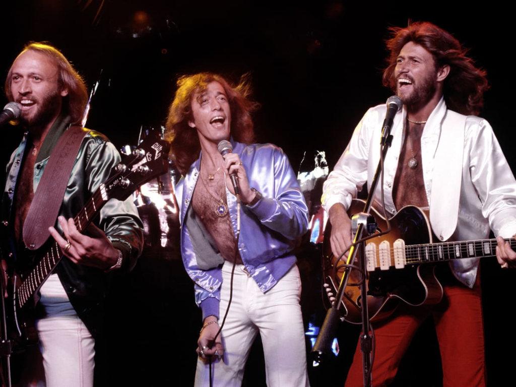 Barry Gibb will be the executive producer of the Gibb brothers' biopic