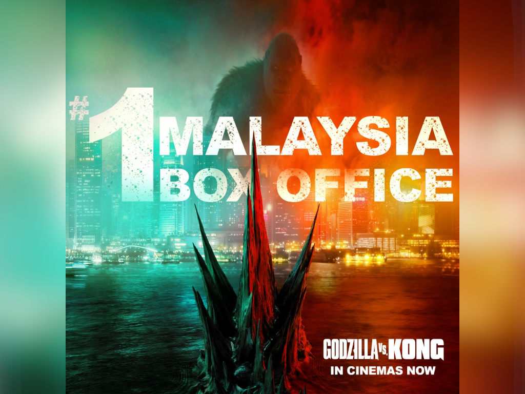 Audiences are thrilled to be able to enjoy the movies again and Godzilla and Kong were their top choices.