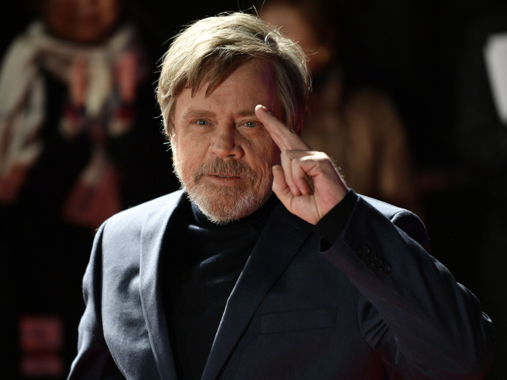 No word yet of what role Mark Hamill will be playing, maybe a Russian mafia?