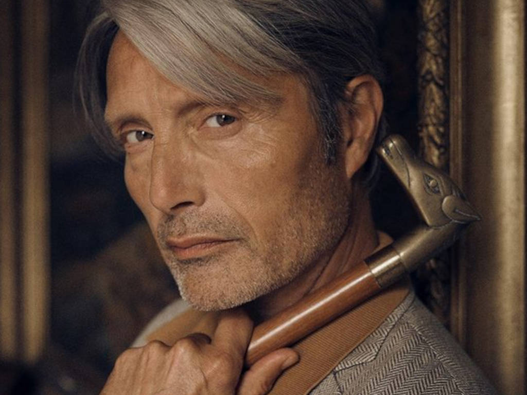 """Mads Mikkelsen will be in the third """"Fantastic Beasts"""" movie and the upcoming """"Indiana Jones"""" as well"""