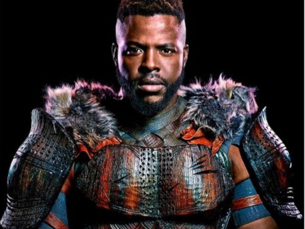 M'Baku of Wakanda