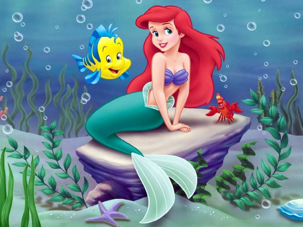 It'll be a two-year wait to watch the live-action Disney mermaid