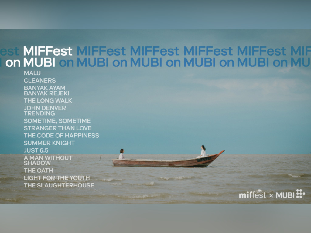 Viewers can watch MIFFest for free with a 30-day trial access