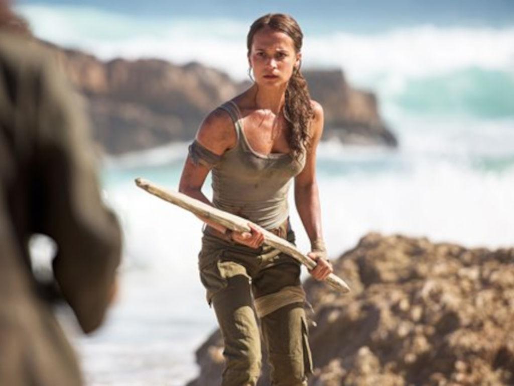 Alicia Vikander to return as Lara Croft