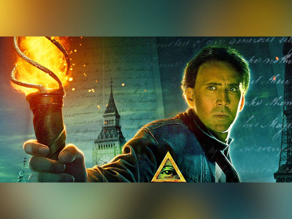 """The """"National Treasure"""" series will follow a new set of young characters, but we'll see Nicolas Cage back in the """"National Treasure 3"""" film."""