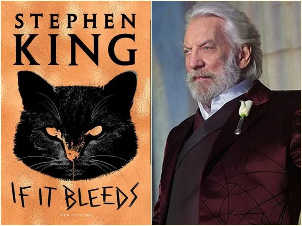 """Mr Harrigan's Phone"""" is one of the four stories in Stephen King's """"If It Bleeds"""""""