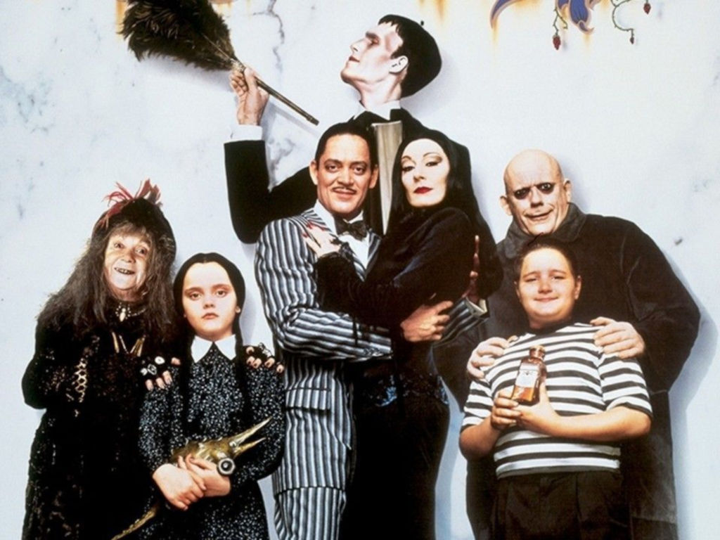 """""""The Addams Family"""" was one of the most successful releases of 1991"""