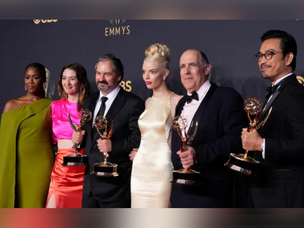 Netflix a big winner at 73rd Emmy Awards