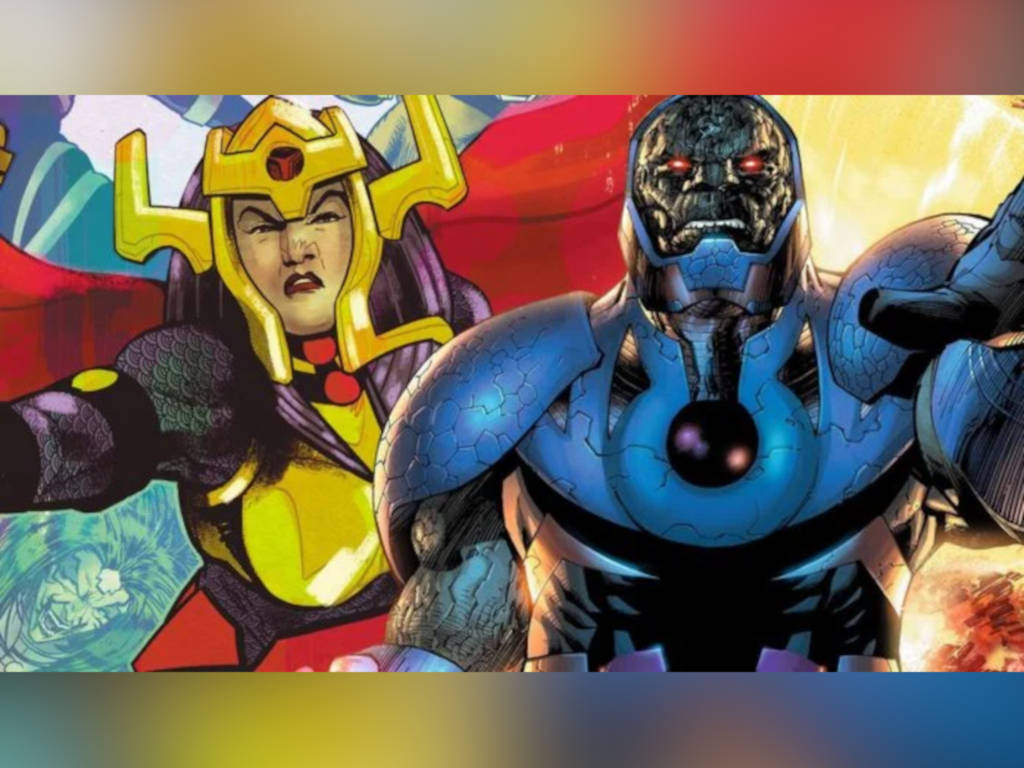 """""""New Gods"""" was supposed to be based on the DC Comics comic book series of the same name."""