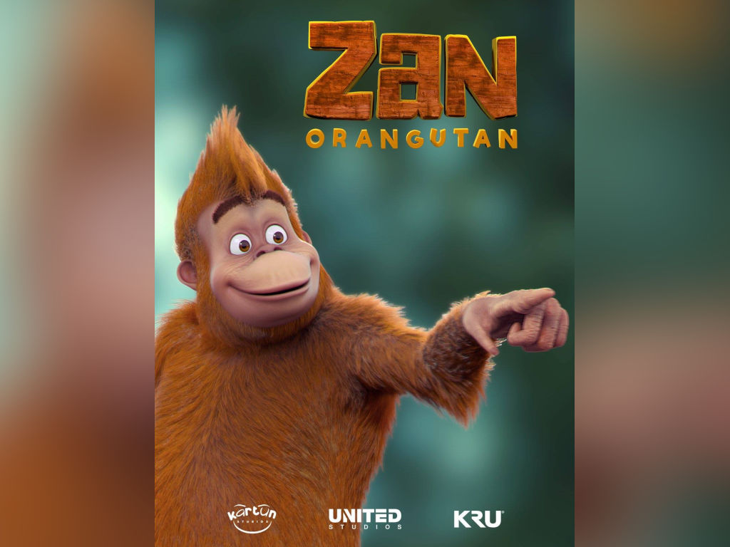 """Only a theatrical release will do for """"Zan Orangutan"""""""