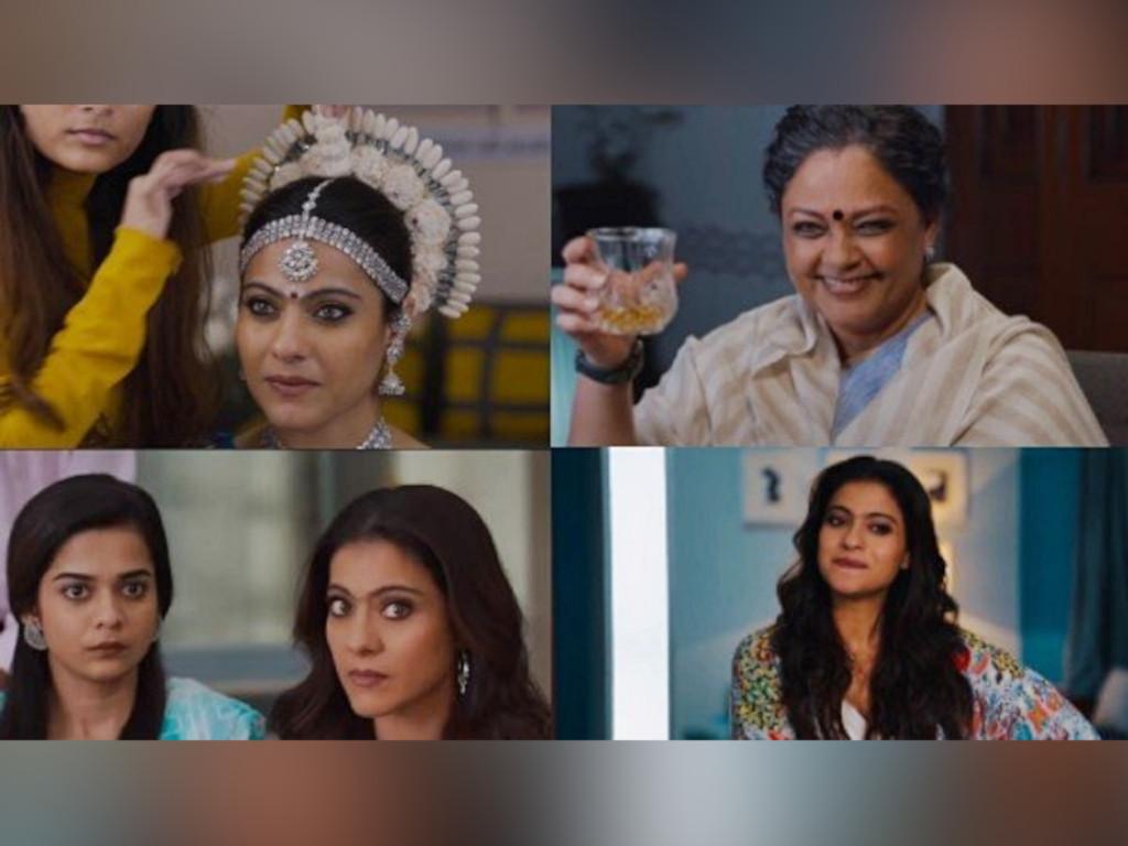 Kajol, Tanvi Azmi, Mithila Palkar galas watak wanita berbeza generasi yang hidup bekeluarga.