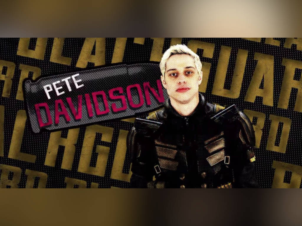 Pete Davidson said yes because his character's name is a genital joke.