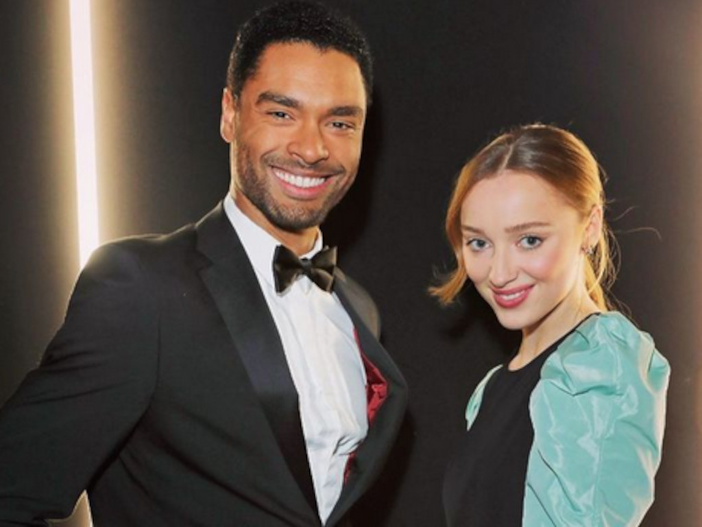"We can't get enough of Daphne and Simon, but move on we must .. till Season 2 of ""Bridgerton"""