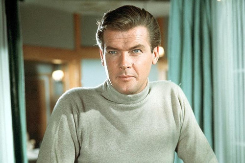Roger Moore starred in the 1960s TV series of the novel adaptation