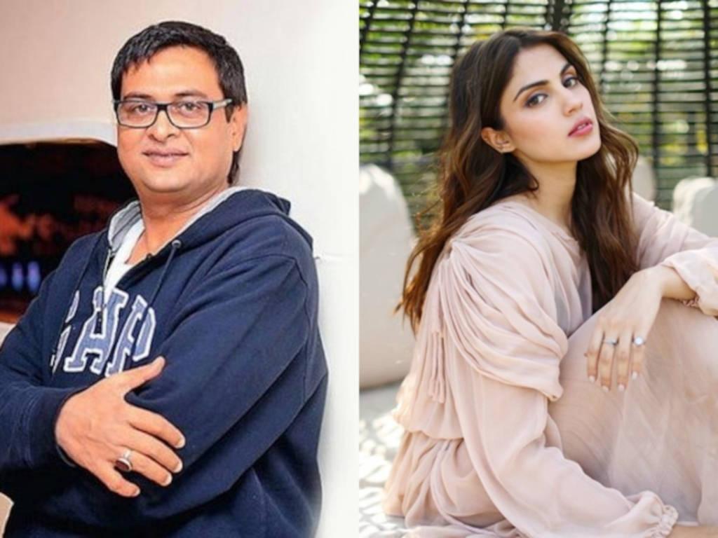 """Rhea Chakraborty akan tampil dalam filem arahan Rumi Jaffery, """"Chehre""""."""