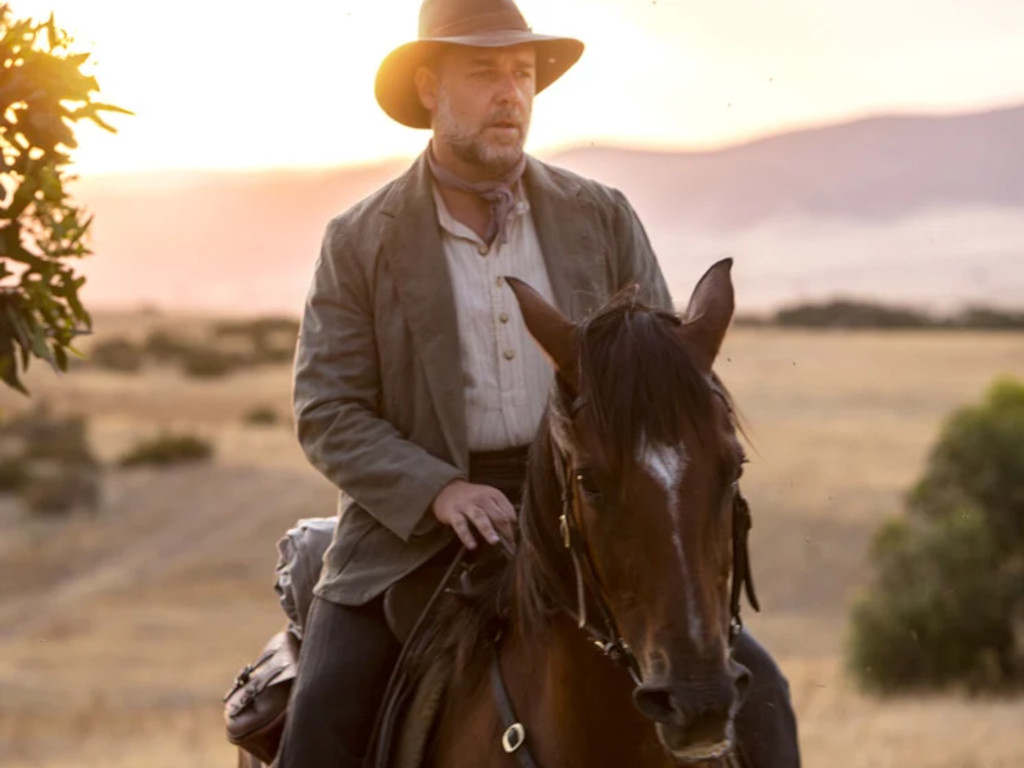 """Russell Crowe in his directorial debut, """"The Water Diviner"""""""